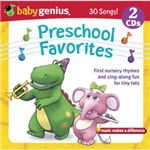 Preschool Favorites by Baby Genius