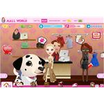 adopt a puppy Mall World game