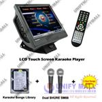 UNIFY Touch Screen Karaoke Player