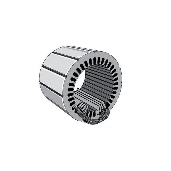armature winding design Armature, and the field rotor winding was just short-circuited with a diode   furthermore, the generator is designed for increasing output power.