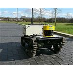 LIDAR equipped mobile robot