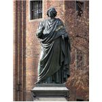 Statue of Copernicus in Torun