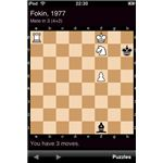 Chess Problems iPhone App