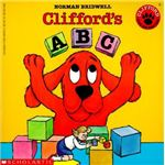 Clifford's ABC Book Jacket
