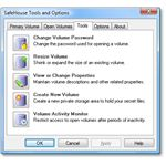 SafeHouse Explorer Encrypts External Hard-drive
