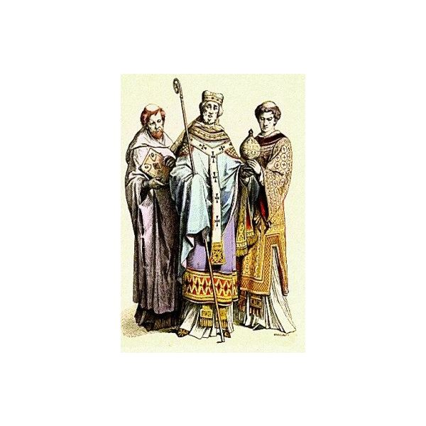 Medieval Nuns Clothing http://www.brighthubeducation.com/history-homework-help/106277-types-of-clothing-worn-during-the-middle-ages/