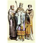 Medieval Priestly Clothing