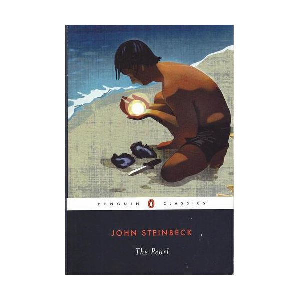 an analysis of kino in the pearl bu john steinbeck John steinbeck's the pearl is a tale of a poor indian family who stumbles upon the greatest pearl in the world headed by a man named kino and his supporting wife.