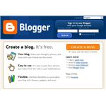 Is Blogger Your New Political Blog's Home?