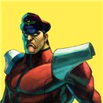 Bison in Street Fighter IV