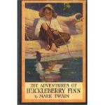 Adventures of Huckleberry Finn by Mark Twain