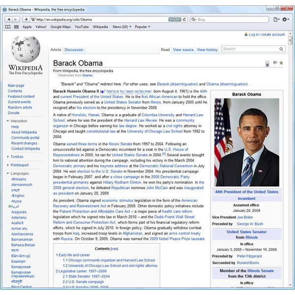 How to write an article in Wikipedia?