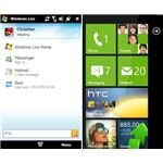 By upgrading from Windows Mobile to Windows Phone 7, you get a better mobile OS