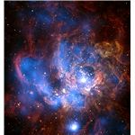 Galaxy M33: Chandra X-ray Observatory
