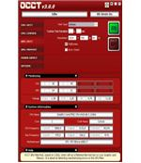 The OCCT overclocking freeware app