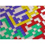 Blokus Board Final Closeup