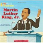 My First Biography Martin Luther King Jr