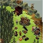 Ravenwood Fair: Unstocked Games and Buildings