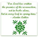 Easter quote one