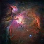 Orion Nebula: Hubble Image Courtesy of NASA