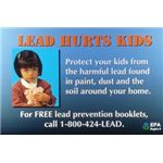 Prevention of Lead Poisoning