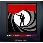 James Bond Emblem