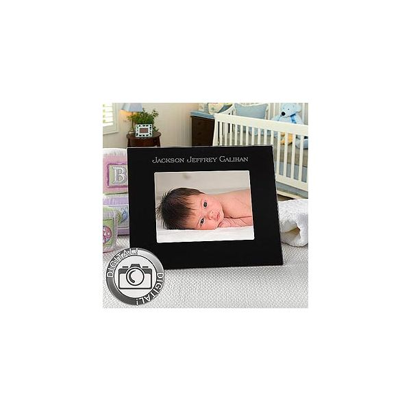 Quick sources for digital photo frames that are imprinted for Engraved digital photo frame