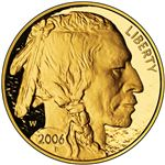 2006 American Buffalo Proof Obverse