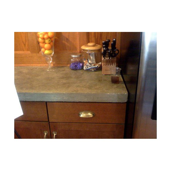 Recycled Aluminum Countertops : Recycled countertops from aluminum to reused glass