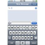 Compose New Message Screen