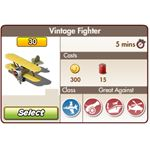 Vintage Air Fighter