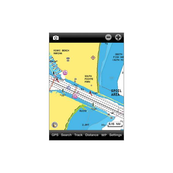 Best gps for boating and fishing for Iphone fish finder
