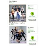 The Sims 3 Edward Cullen family downloads