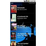 Kindle - Christian book reader android app