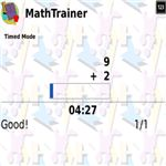 Math Trainer screenshot