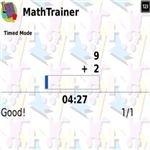 Math Trainer screenshot