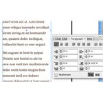 override indesign default measurement
