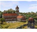 The Sims Medieval Peteran Monastary