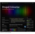 Drupal Free Themes - Colorise