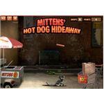 Free Bolt Online Games--Bolt: Mittens' Hot Dog Hideaway