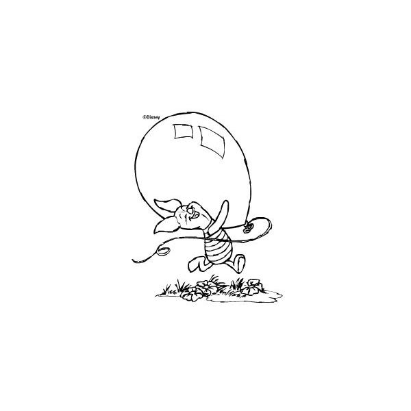 Pics for classic winnie the pooh and piglet for Classic pooh coloring pages