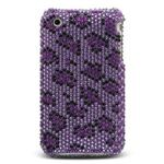 Purple Leopard Cheetah Crystal