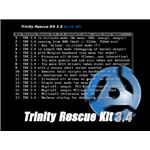 Performing Windows and Word Recovery, Linux Style with Trinity Rescue Kit