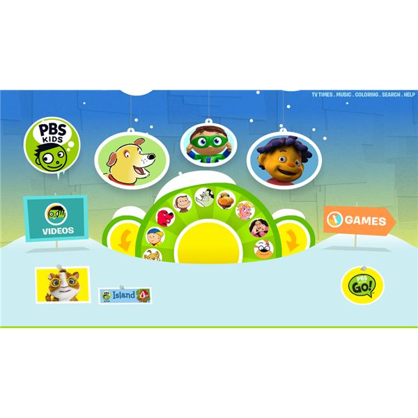 pbs kids one of the best free game websites for kids - Toddler Games Online Free Disney