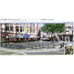 The Palace Theater, Shaftesbury Avenue, London as viewed on Google Street View