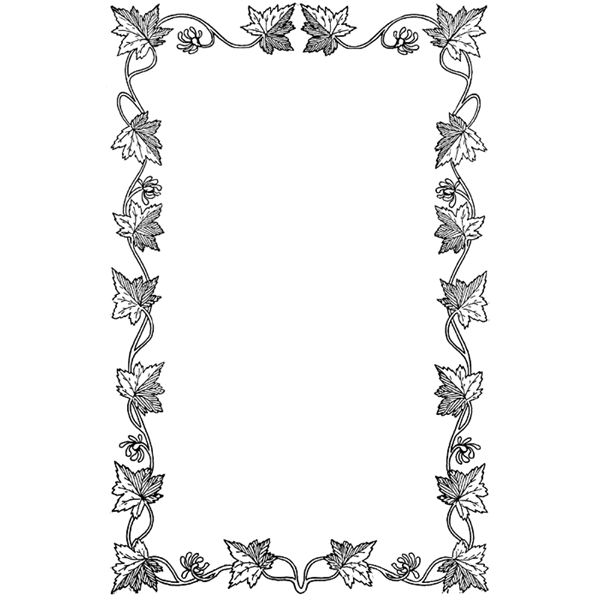 Fantastic Resources for Wedding Border Clipart: Great for Invitations ...