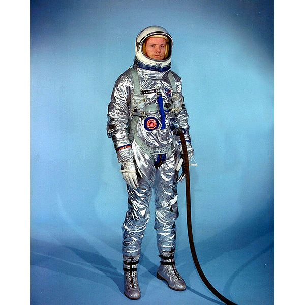 Advancements In Space Suit Design