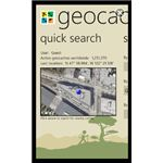 Geocaching - Windows Phone 7 GPS Apps