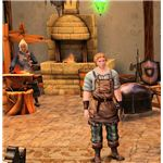 The Sims Medieval Blacksmith