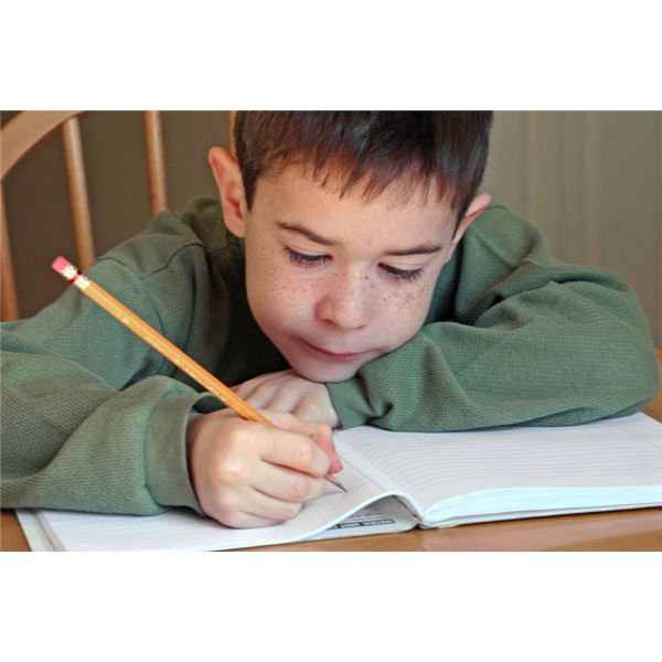 Dysgraphia: learning disabilities in writing